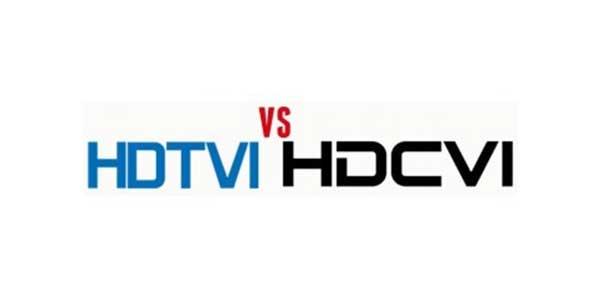 دوربین مدار بسته HD-TVI در مقایسه با دوربین مدار بسته HD-CVI