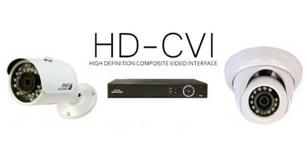 HDCVI موج بعدی در دوربین مدار بسته است