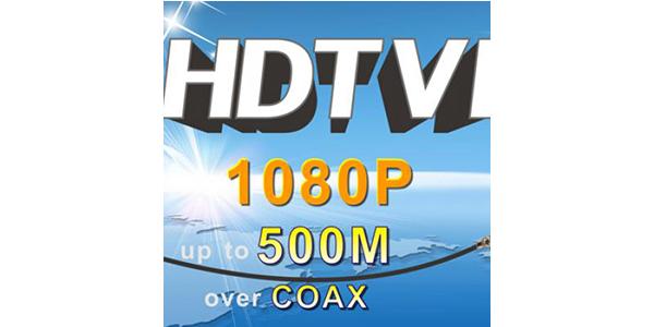 دوربین مدار بسته HD-TVI در مقایسه با IPCam