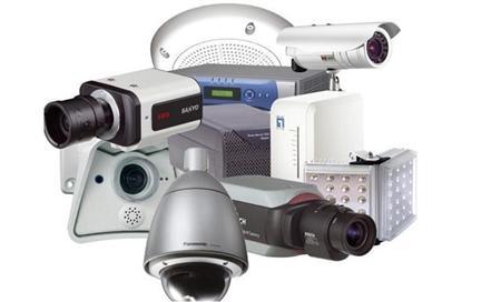 تجهیزات دوربین مداربسته 2
