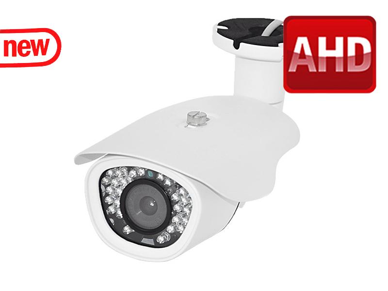 دوربین مداربسته AHD نظارتی و ساختار آن
