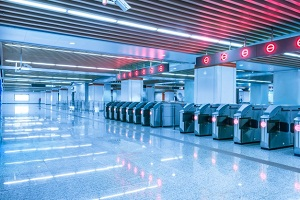 نصب دوربین مدار بسته در قطار و مترو