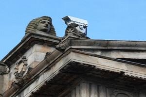 اهمیت وجود دوربین مدار بسته در هتل ها