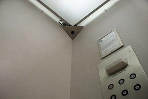 مزایای نصب دوربین مدار بسته داخل آسانسور