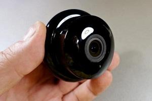 فروش دوربین مدار بسته بیسیم کوچک