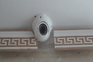 نصب دوربین مدار بسته در آپارتمان