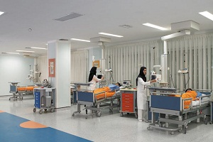 نصب دوربین مدار بسته در بیمارستان ها