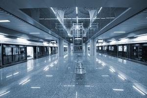 نصب دوربین مدار بسته در قطار و مترو (2)