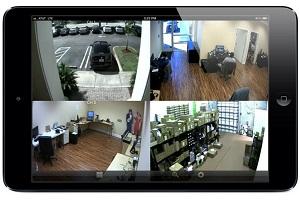 نصب دوربین مداربسته در فروشگاه