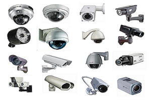 انواع دوربین مدار بسته تحت شبکه