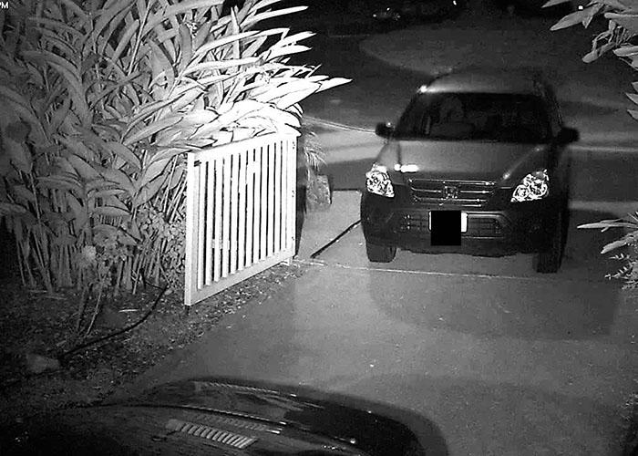 سیستم های دوربین مداربسته دید در شب