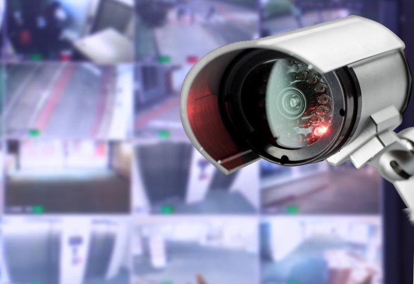 نقش دوربین مداربسته حرارتی در کنترل تردد