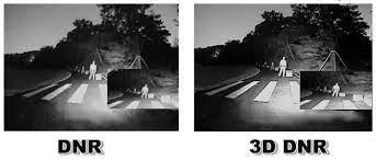 تفاوت دوربین مدار بسته DNR و 3D DNR چیست؟